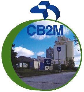 Granulats du groupe CB, CB2M