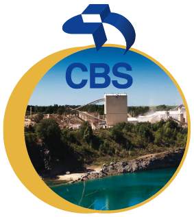 Granulats du Groupe CB, CBS